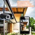Открытый водонепроницаемый Беспроводной Ip-камера 720 P 1.0 Мега HD КАМЕРА wi-fi P2P Onvif видеонаблюдения видеорегистратор системы