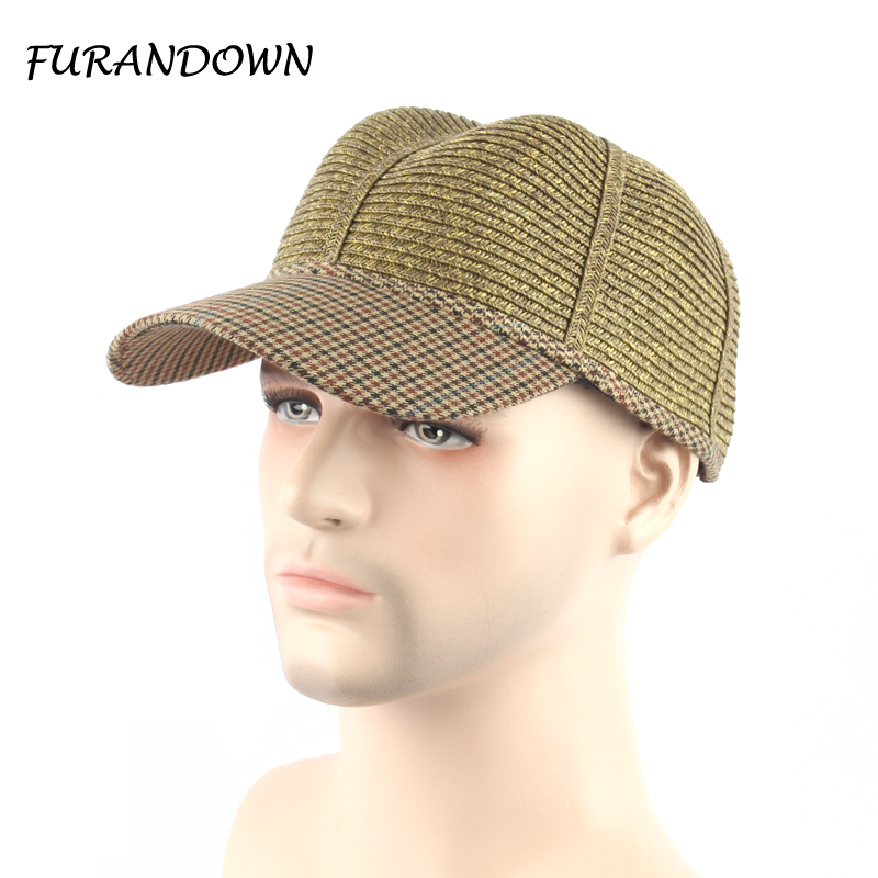 FURANDOWN Wholesale Unisex Baseball Caps summer snapback hats casquette woven Straw hat cap girl hats for women men stetson men s breakers premium shantung straw hat
