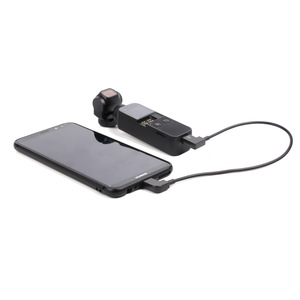 Image 2 - Connect Cable Type C to Type C / Micro USB / IOS for DJI OSMO Pocket Osmo Action Conversion Data Line Accessories Expansion Kit