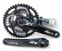 Shimano XT M780 шатуны 20 s 3*10 скоростей горный велосипед рукоятки MTB XT Шатунов и нижний кронштейн велосипед Адреналин