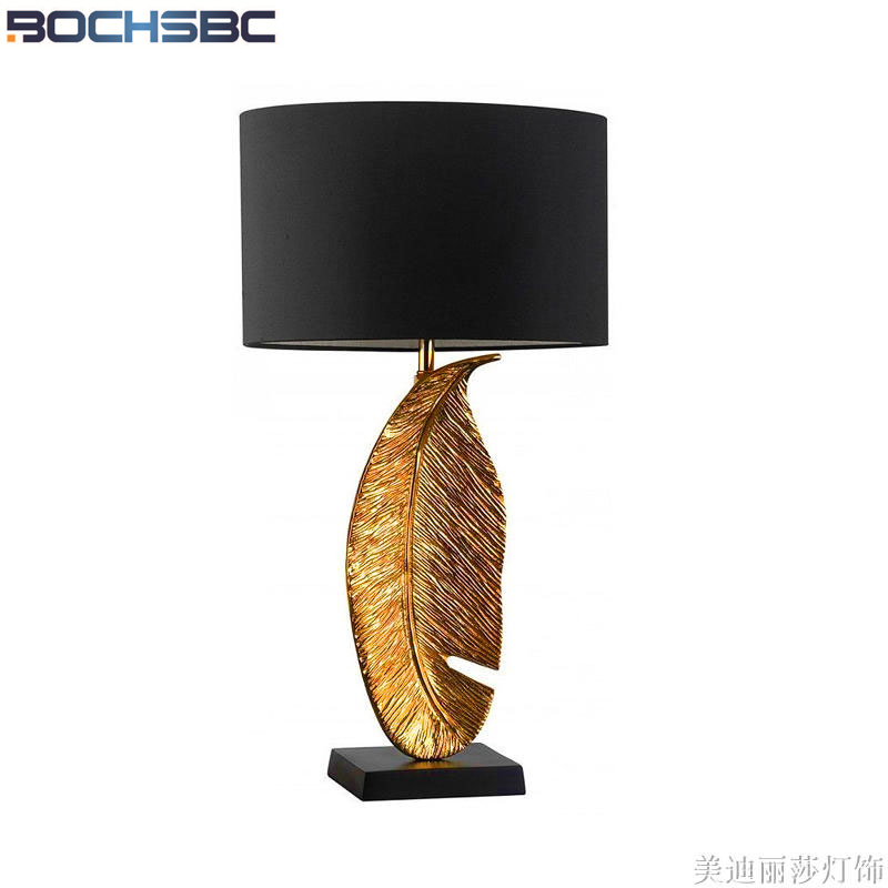 Glorious Bochsbc Restaurant Fan Light Wood Leaf Ceiling Fan Light Living Room European Style Lamp With Iron Leaf Electric Fan Light Lights & Lighting