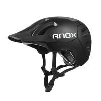 RNOX TT29 Bicycle Helmet M L 55 61cm Adults Men Women Sports Safety MTB Bike Helmet With Big Visor Casco Ciclismo Cycling Helmet