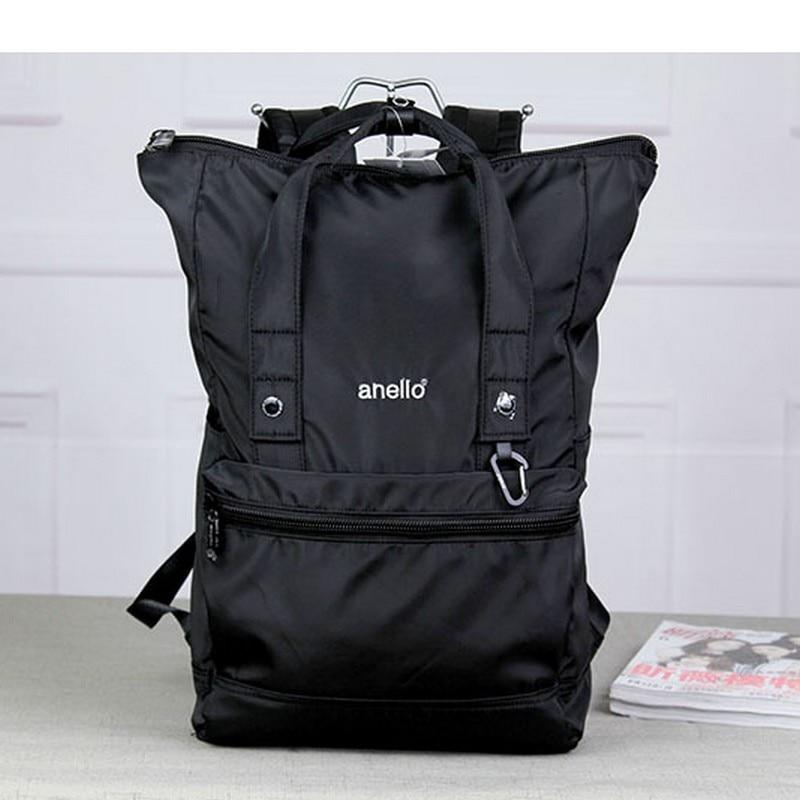 New Men Laptop Backpack 15.6inch Rucksack School Bag Travel Nylon Waterproof Backpack Girl Mochila Students Satchel