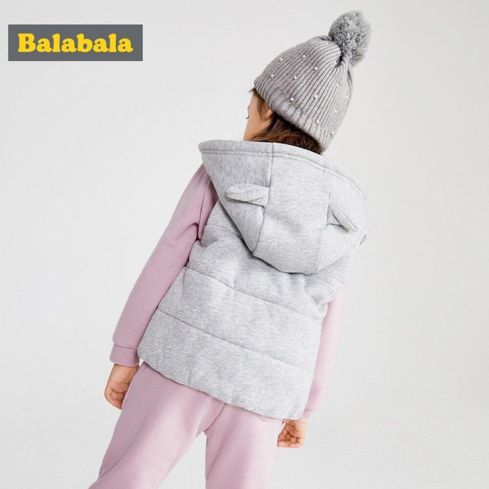 Balabala Toddler Girls Clothes set kids Autumn Winter coat+Pants Christmas clothes Girls printed Outfits Sport Suit Children set 1