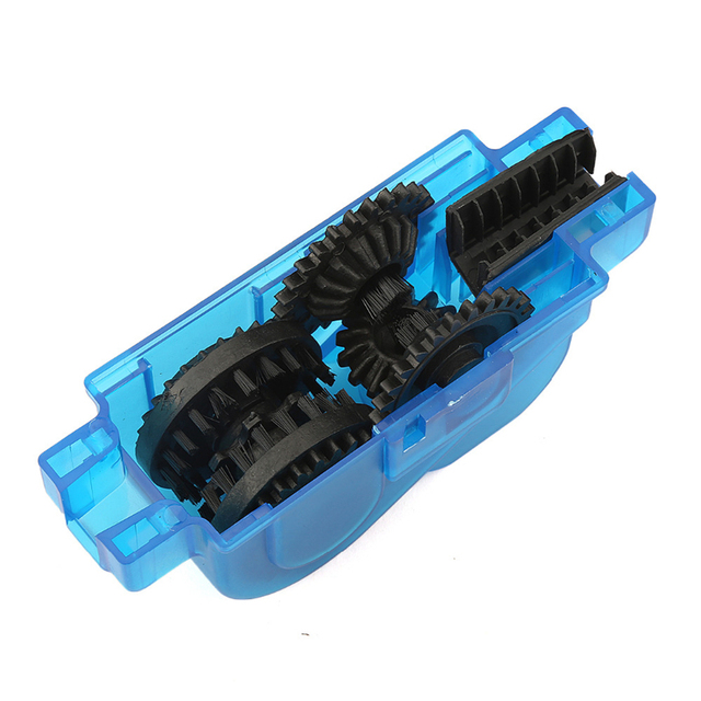 Easy-to-Use Hard Plastic Bicycle Chain Cleaner