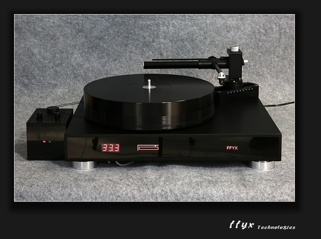 FFYX Neue T1804A Air-lager schwarz Schallplatte LP schicht PHONO Plattenspieler + Tonarm AA25/AA36 kit für wählen ohne patrone