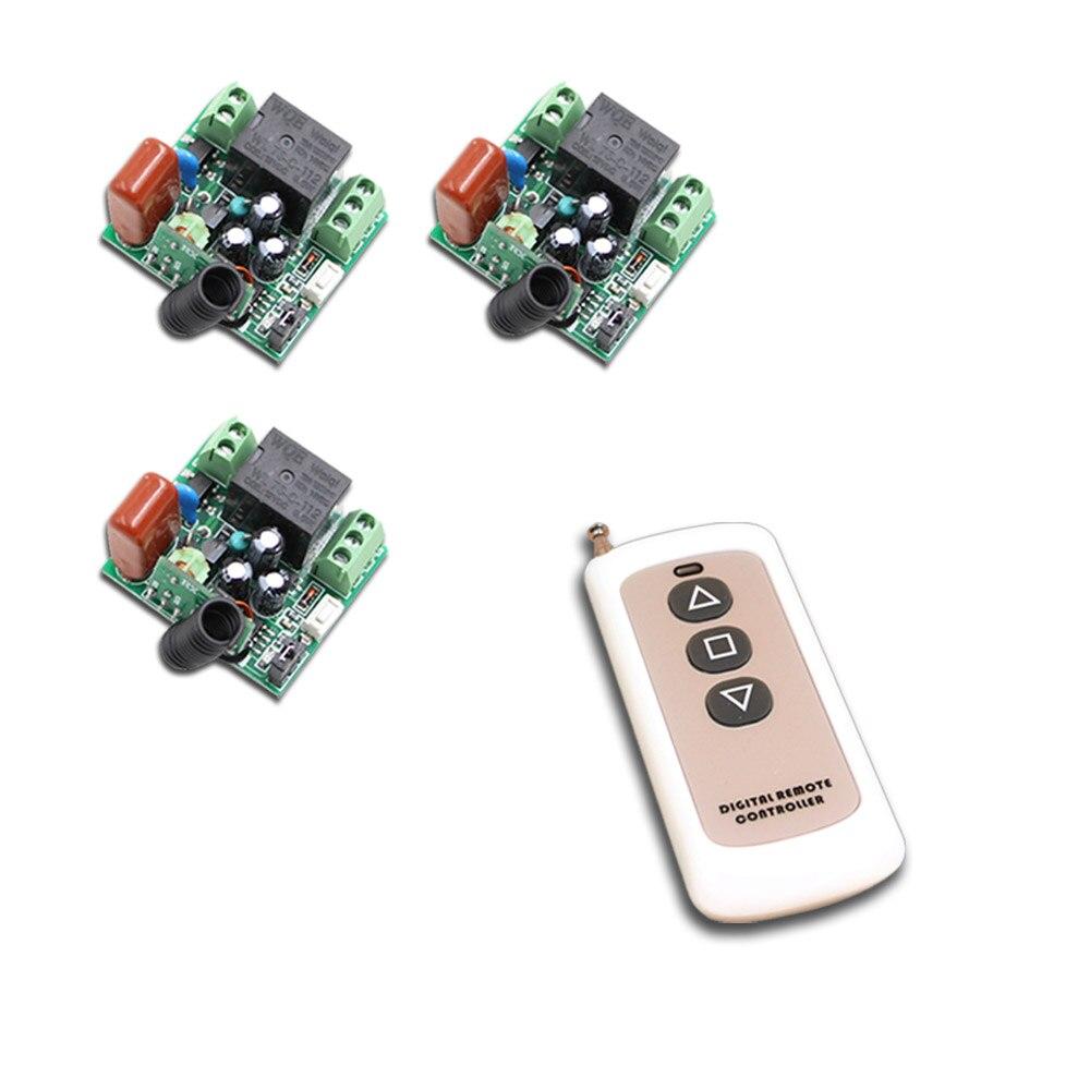 AC 220V 10A 315MHZ/433Mhz Wireless Remote Control Switch RF Switch Radio Control Switch 1CH Mini Relay Receiver TransmitterAC 220V 10A 315MHZ/433Mhz Wireless Remote Control Switch RF Switch Radio Control Switch 1CH Mini Relay Receiver Transmitter