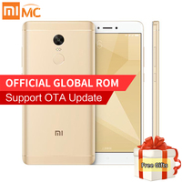 Original Xiaomi Redmi Note 4X Mobile Phone Snapdragon 625 Octa Core 3GB RAM 32GB ROM 5