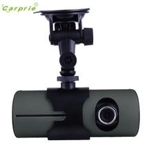 CARPRIE Hot Selling  2.7″ Vehicle Car DVR Camera Video Recorder Dash Cam G-Sensor GPS Dual Len Camera Gift Mar 23