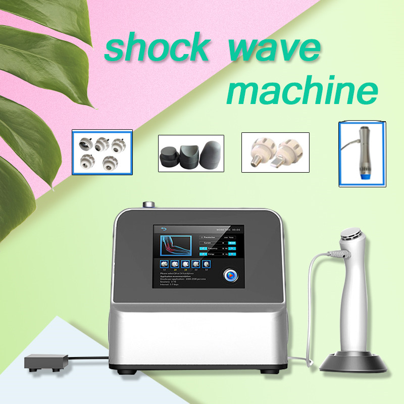 4 Bar Gainswave Health Care Radio Shockwave Pulse Massage Shockwave Therapy ED Erectile Dysfunction Treatment
