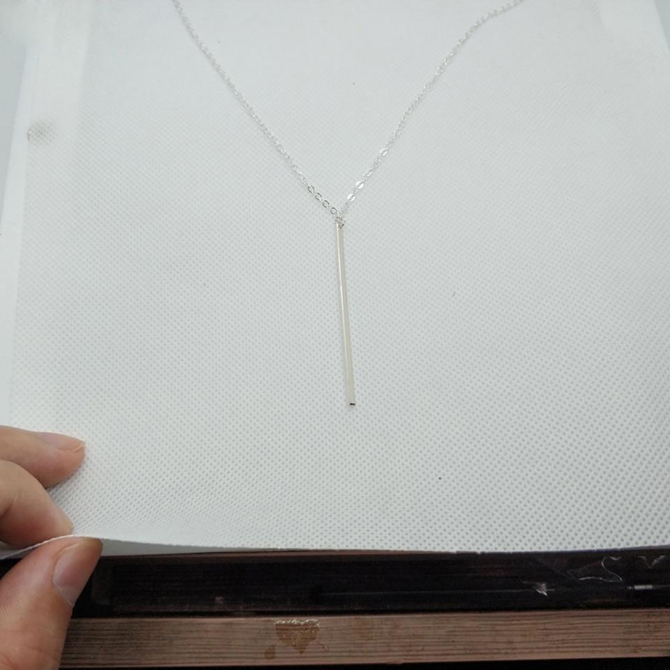 Hot-Simple-Stick-Pendant-Bar-Long-Necklace-Hollow-Girl-Long-Link-Chain-Square-Copper-Necklaces-Long (2)