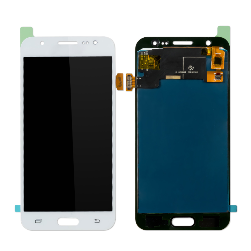 5PCS/Lot Touch Screen Panel Glass LCD Display For Samsung J5 J500 J500F LCD Display Spare Parts for Mobile Phones Free Shipping