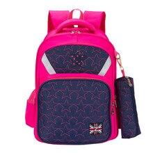 Cute Girls Backpacks Kids Satchel Children School Bags For Orthopedic Waterproof Backpack Child Bag Mochila Escolar