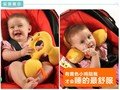 1-4Years Benbat Travel Friends Baby Total Support Headrest  Cartoon Animal Design baby child Neck Pillow U Pillows