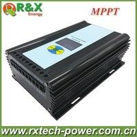600W Wind Solar Hybrid Controller MPPT Charging Mode 12V 24V Auto Distinguish Off Grid Battery Controller