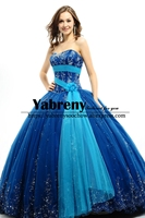 New arrival Beautiful Royal Blue Quinceanera Dresses Ball Gown