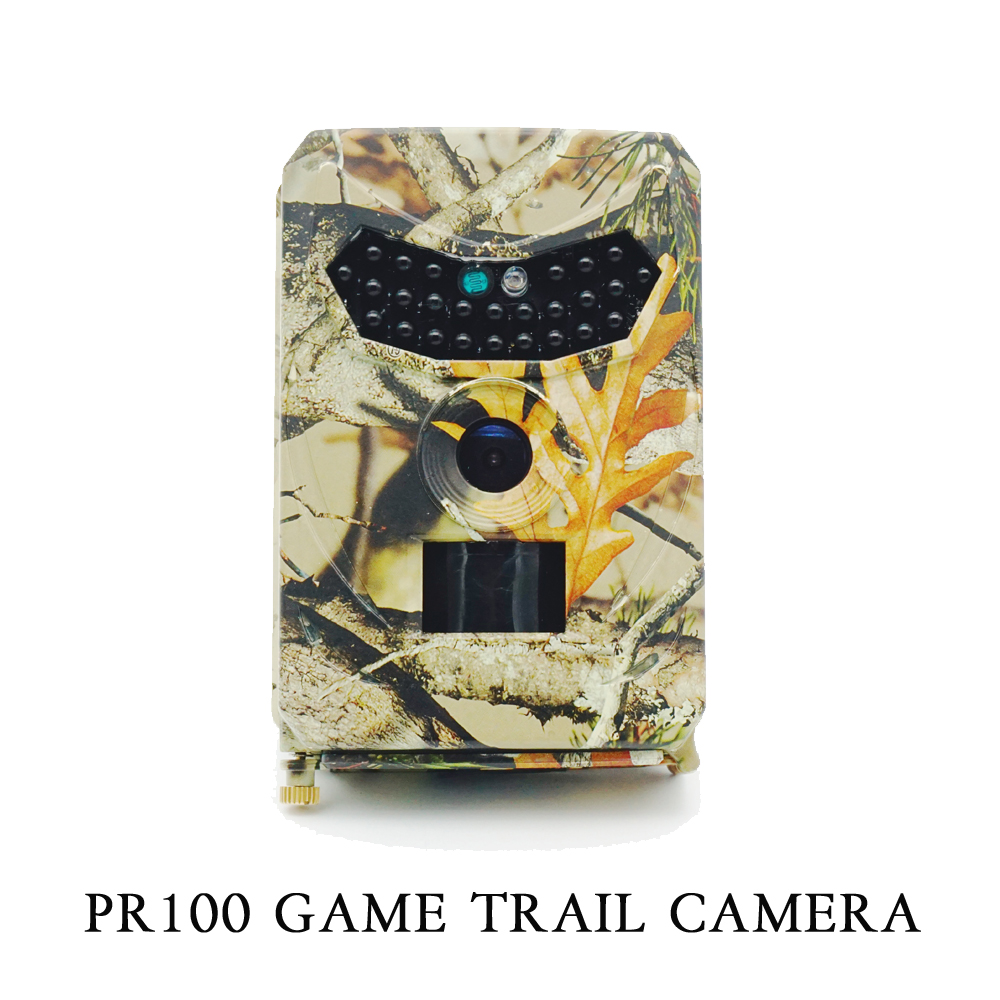 1 PCS 12MP HD 1080P Video Game Trail Camera Outdoor waterproof Function IR LEDs wide life surveillance hunting Camera