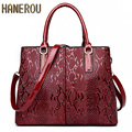 New Fashion PU Leather Women Bag Ladies Luxury Snake Shoulder Bags Designer Handbags High Quality 2017 Spring Ladies Tote Bag