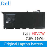 Dell oryginalny nowy zamiennik akumulator do laptopa do dell XPS 13 9343 9350 13D-9343 JHXPY 0N7T6 90V7W JD25G 7.6 V 56WH 90V7W