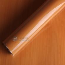 1.22×5 м ПВХ обои текстура древесины бумаги мебель наклейки древесины кухонный шкаф/украшение интерьера автомобиля виниловой
