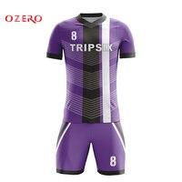 sublimation custom retro club soccer jersey high quality breathable soccer shirt men