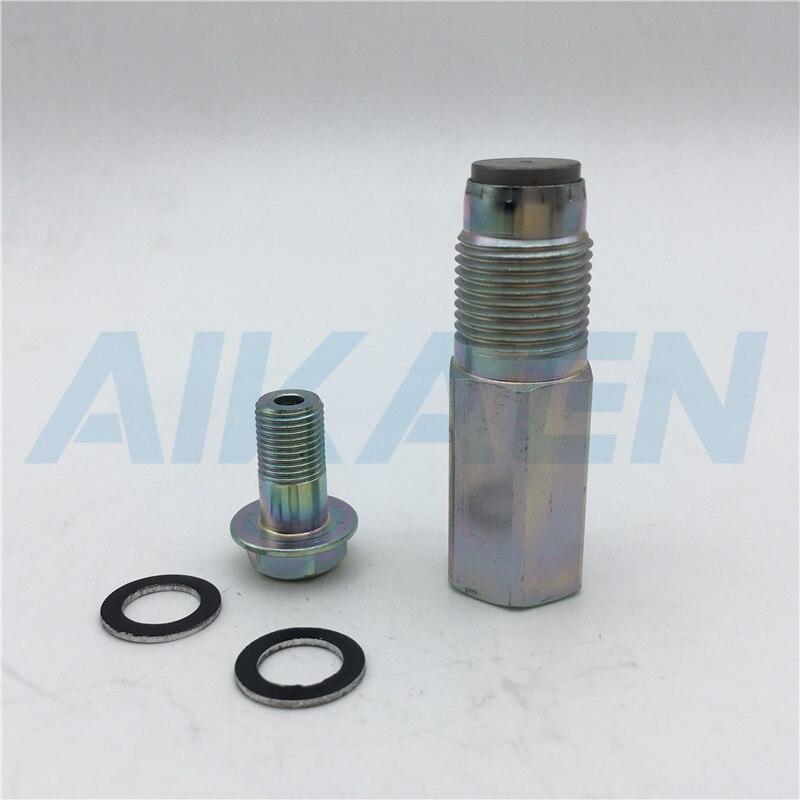 Combustible Diesel de carril común limitador de alivio de presión 095420-0201 0954200201 conveniente para Deson HOFFER 8029338