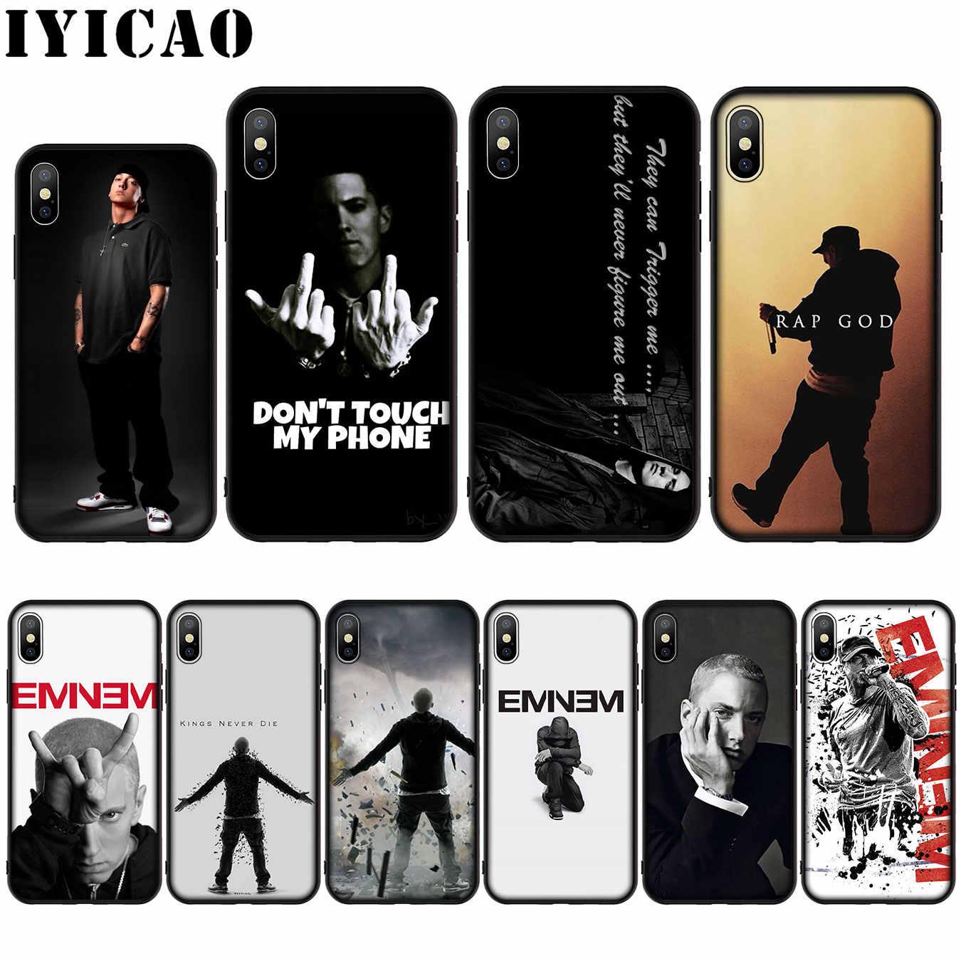 cover iphone 7 eminem