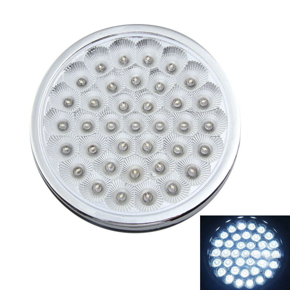 High Quality Car Vehicles DC 12V 37-LED Dome Ceiling Lamp Interior Roof Light Lamp Bulb Bright Auto Lights Replacement эвалар гинкоум 40мг 90 капсулы