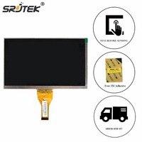 Srjtek New LCD Display Matrix 7 Inch For IRBIS TX77 TX 77 3G TABLET 30Pins Inner