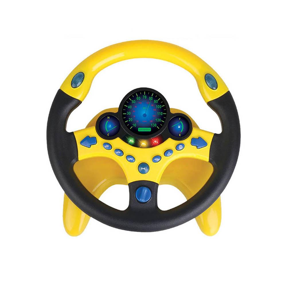 HTB1oI1kWgHqK1RjSZFkq6x.WFXad - Simulation Small Steering Wheel Toy Copilot Simulated Steering Wheel