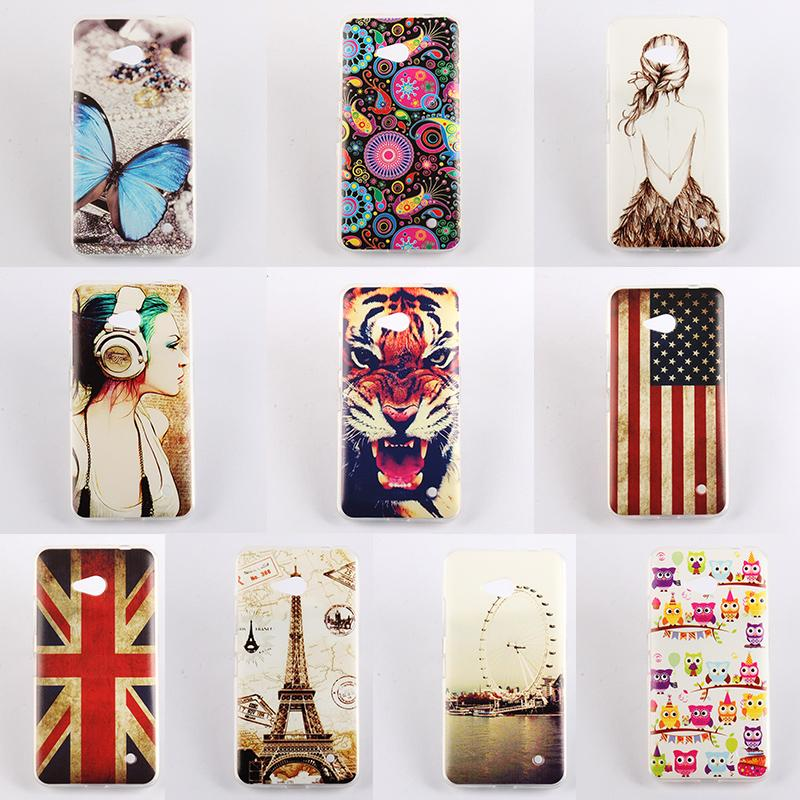 Mobile Phone Back Cases for Mics