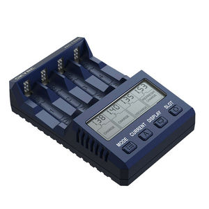 Image 4 - New SKYRC NC1500 5V 2.1A 4 Slots LCD AA/AAA Battery Charger & Analyzer NiMH Batteries Charger Discharge & Refresh