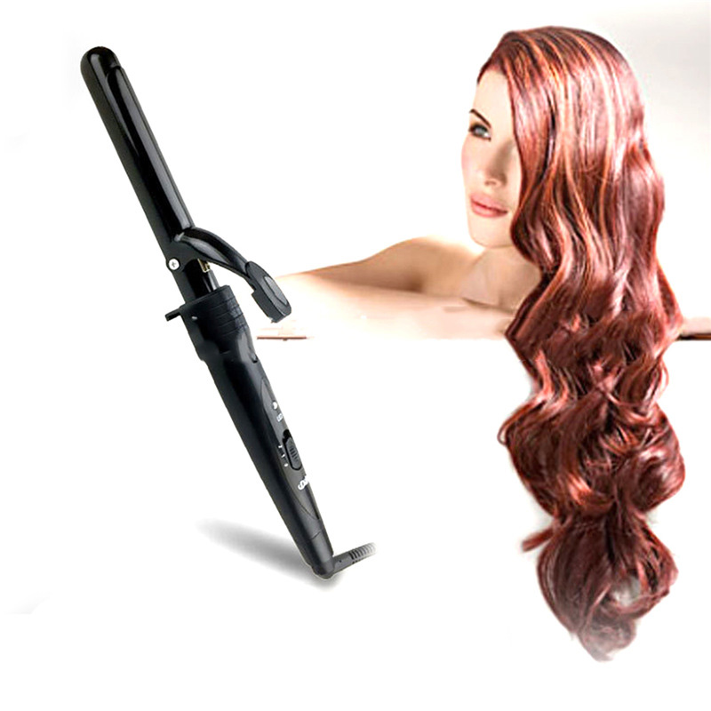 Interchangeable 5 in 1 Hair Curling Irons automatic ceramic waves curling wand home use and professional hair Styling Tools ckeyin 9 31mm ceramic curling iron hair waver wave machine magic spiral hair curler roller curling wand hair styler styling tool