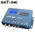 Satlink  WS-6990 hdmi modulator 1 Route DVB-T modulator/ AV/ HDMI Terrestrial Finder Meter ws6990  HD AV inputfree