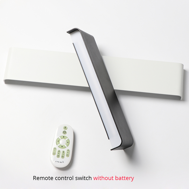 LED Wall Lamp Dimmable 2.4G RF Remote 1