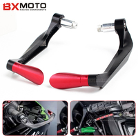 Universal 7 8 22mm CNC Handlebar Protector Brake Clutch Protect Motorcycle Lever Guard Proguard For Ktm