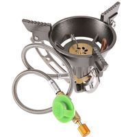 Free Shipping Cooking Stove Camping Stove Portable and Lightweight 242g BRS 11
