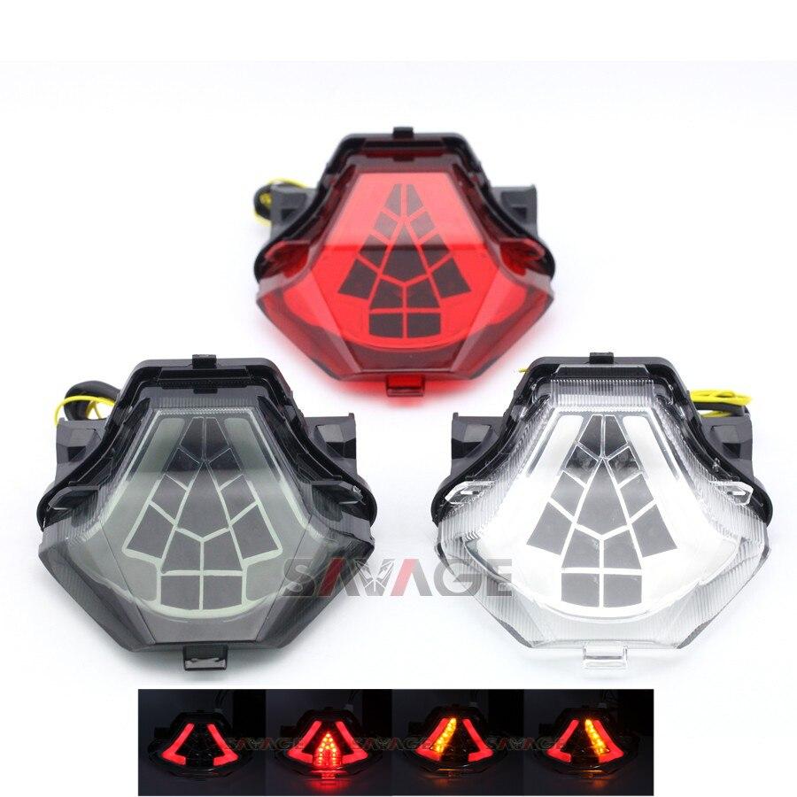 Para yamaha mt-07 fz-07 mt07 fz07 2014 2015  accesorios de la motocicleta señal