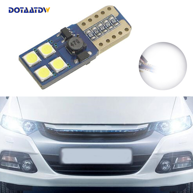 1x T10 W5W Samsung Car LED Wedge <font><b>Light</b></font> For <font><b>Lexus</b></font> RX350 RX300 IS250 RX330 LX470 IS200 LX570 GX460 GX ES LX IS IS350 LS460 <font><b>GS300</b></font> image