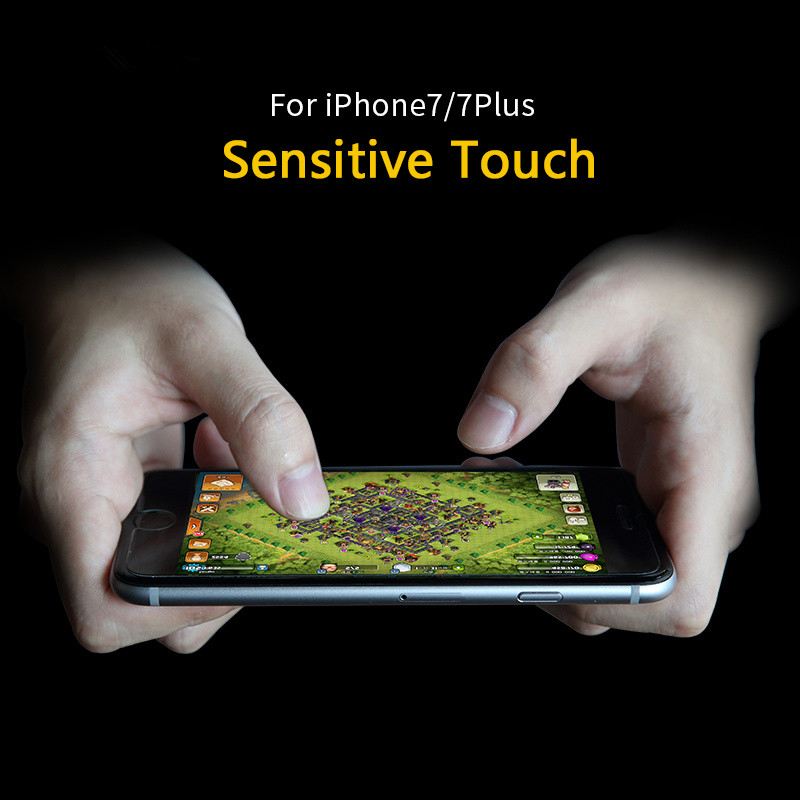Tempered-Glass-For-iPhone-7-7Plus-Rock-Amazing-9H-2-5D-0-3mm-Nano-Antiblast-film (1)_