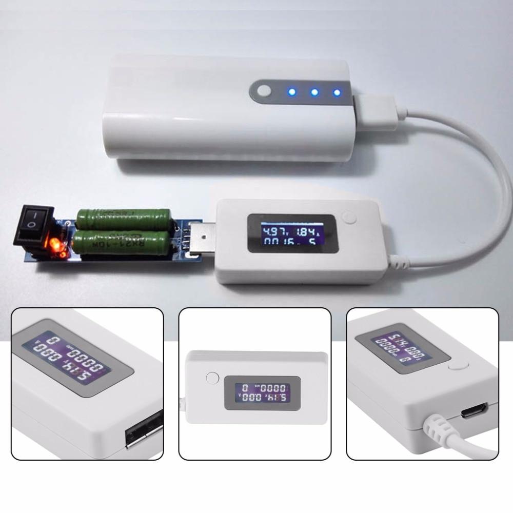 Professzionális LCD USB Mini feszültség- és - Mérőműszerek - Fénykép 3