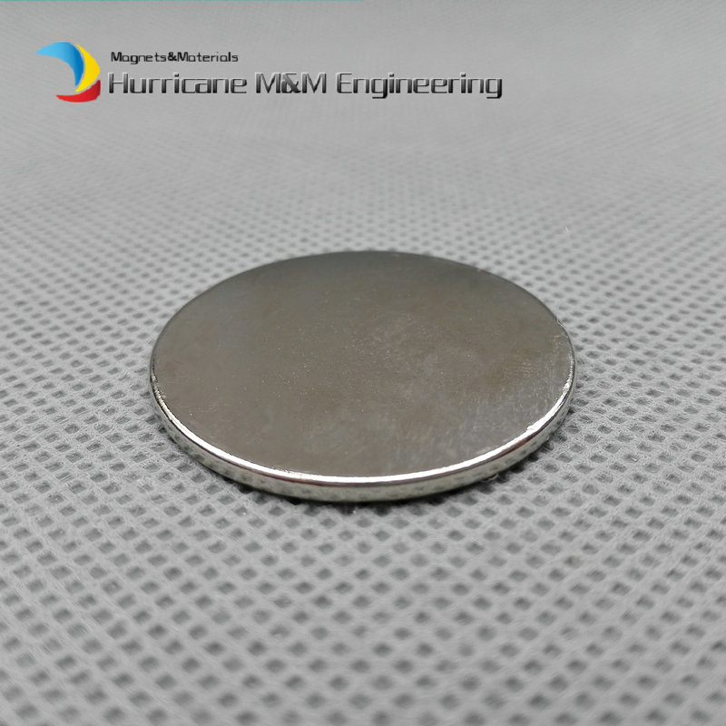 NdFeB Magnet Disc Dia. 30x2 mm N42 Strong Neodymium Magnets Rare Earth Magnets Permanent Sensor magnets 12-200pcs ndfeb n42 magnet large disc od 100x10 mm with m10 countersunk hole 4 round strong neodymium permanent rare earth magnets