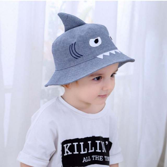 bcc03517ab08 Autumn Baby Boys Girls Hat Toddler Cute Cartoon Bucket Hats Caps Sun Hat UV  Protection 3 8T-in Hats & Caps from Mother & Kids on Aliexpress.com |  Alibaba ...