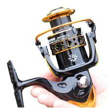 DIAO DE LAI Fighting to DQ13 Shaft (no gap) All Metal Head Fishing Tuna Wheel DQ500