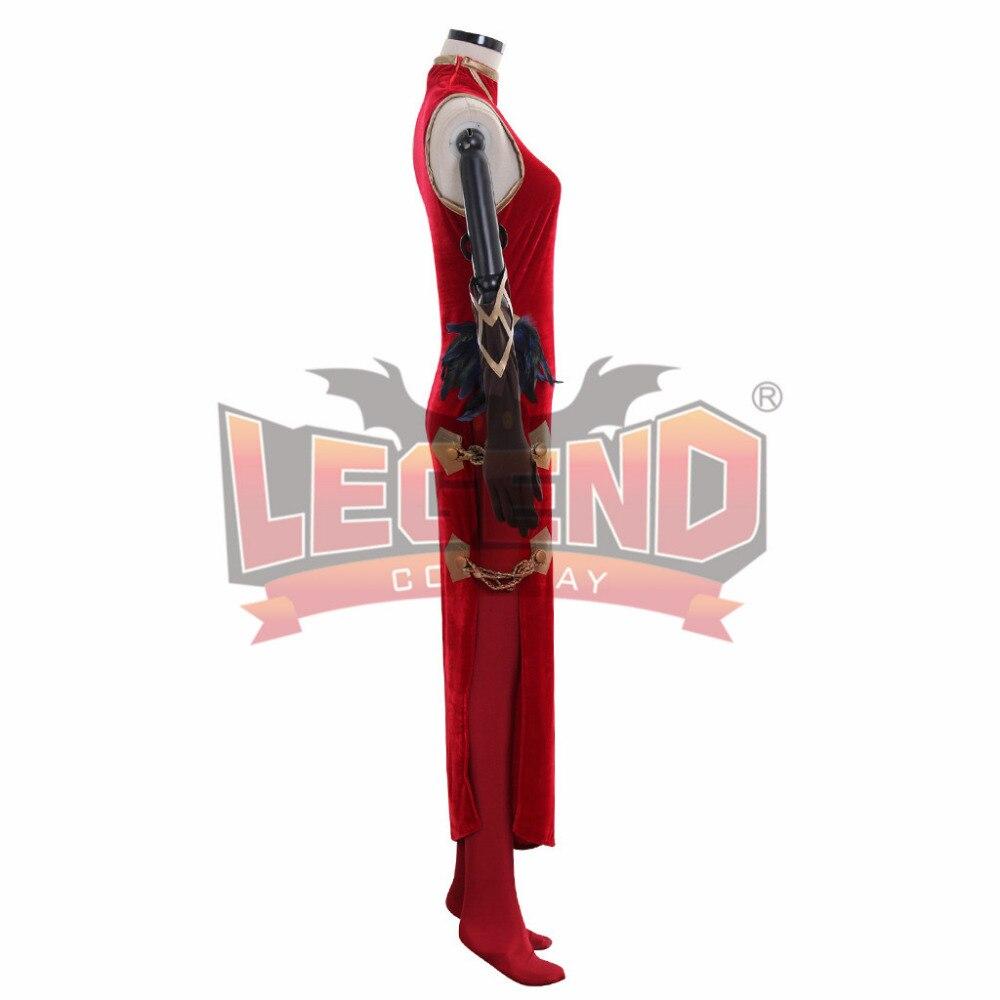 cfdfe7761 RWBY Cinder Fall Cosplay Costume adult costume dress cheongsam custom made.  Package include:Dress,Pants,Accessories. 4.1 4.2 4.3 4.6 4.4 4.5 ...