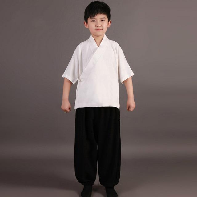 d1a60a6250 Short Boy Kimono Child Party Dress Japanese Traditional Costume Kids  Children Vintage Yukata Kid Cospaly Costume Chinese Hanfu 8