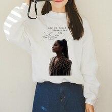 New Ariana Grande Thank You,next Harajuku Fashion Hoodies Wo