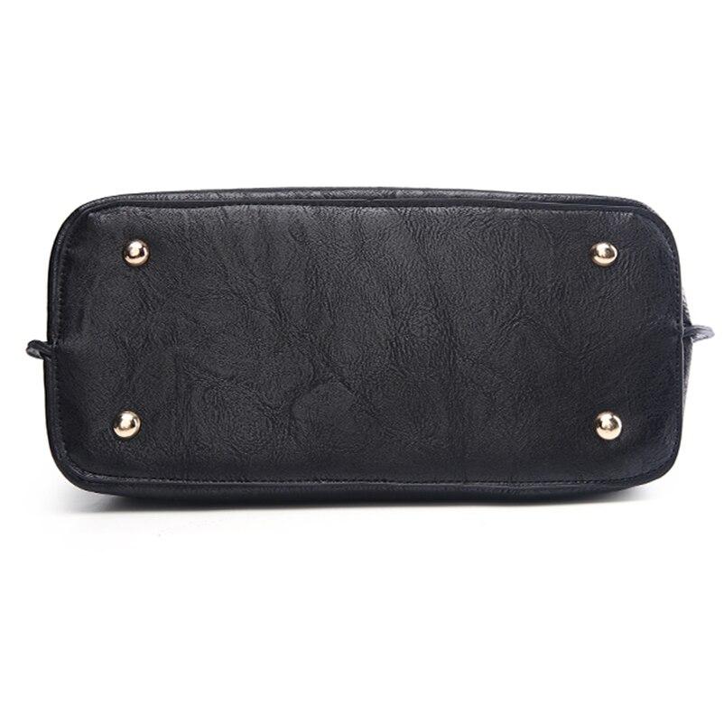 Nevenka Brand Design Women Luxury Handbags Female Tassel Sequined Messenger Bag Quality Leather Tote Solid Zipper Evening Bags15