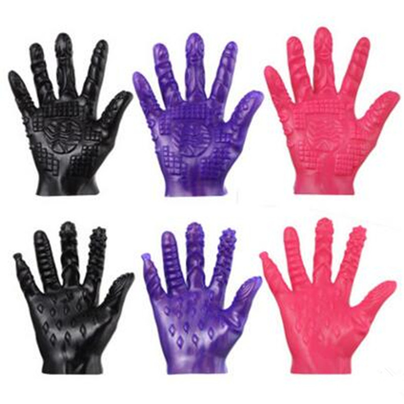 New magic palm massage gloves beauty health and hea