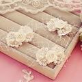 3PCS/SET Pearl Crystal Flower Handmade hair stick Hair pin Fashion Bridal hair Accessories Wedding hair Jewelry